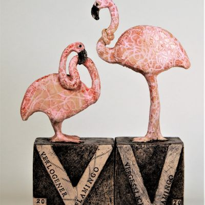 Vergesslicher Flamingo/Verlogener Flamingo